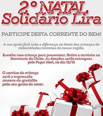 2° Natal Solidário Lira